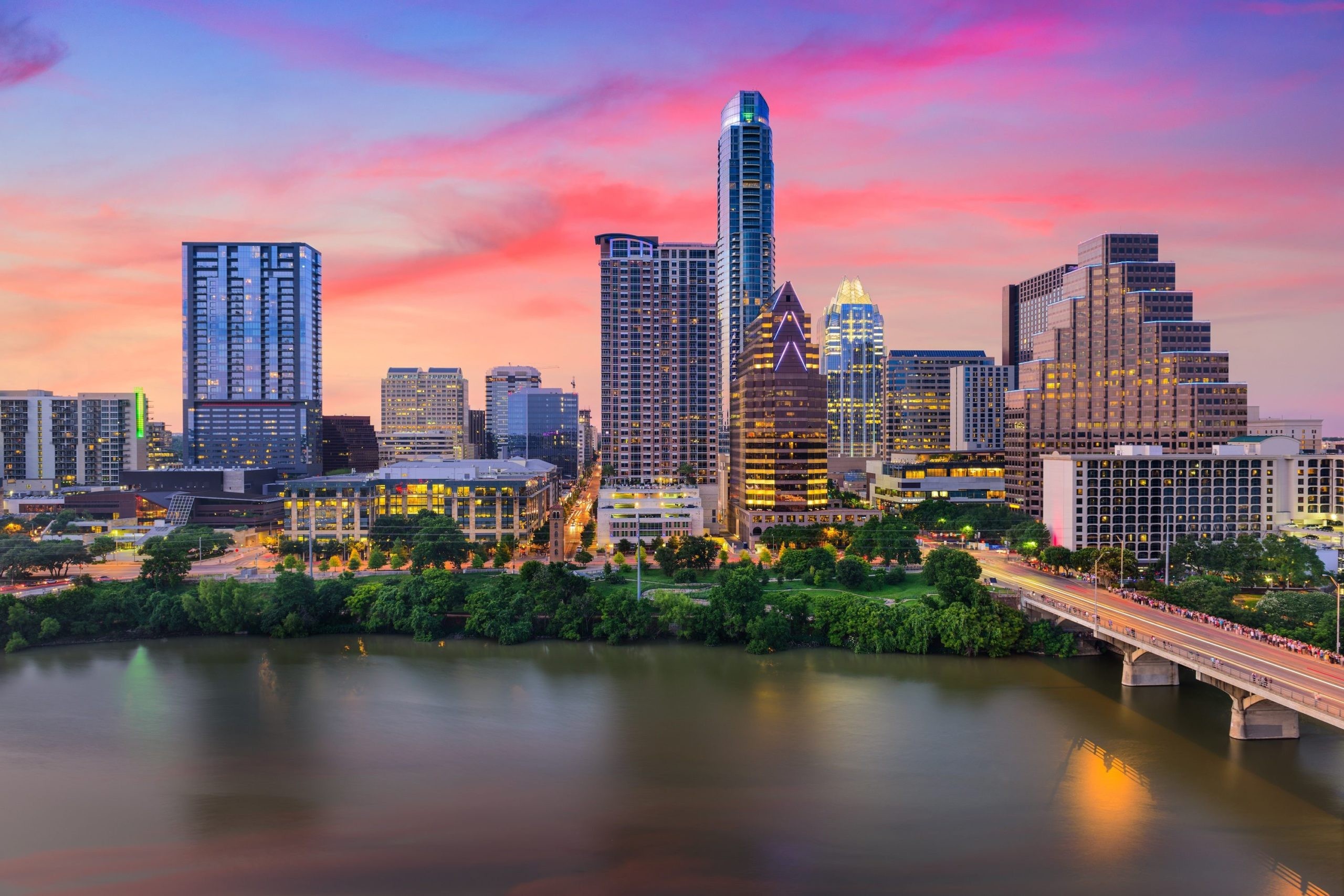 Moving from Austin, Texas to New York